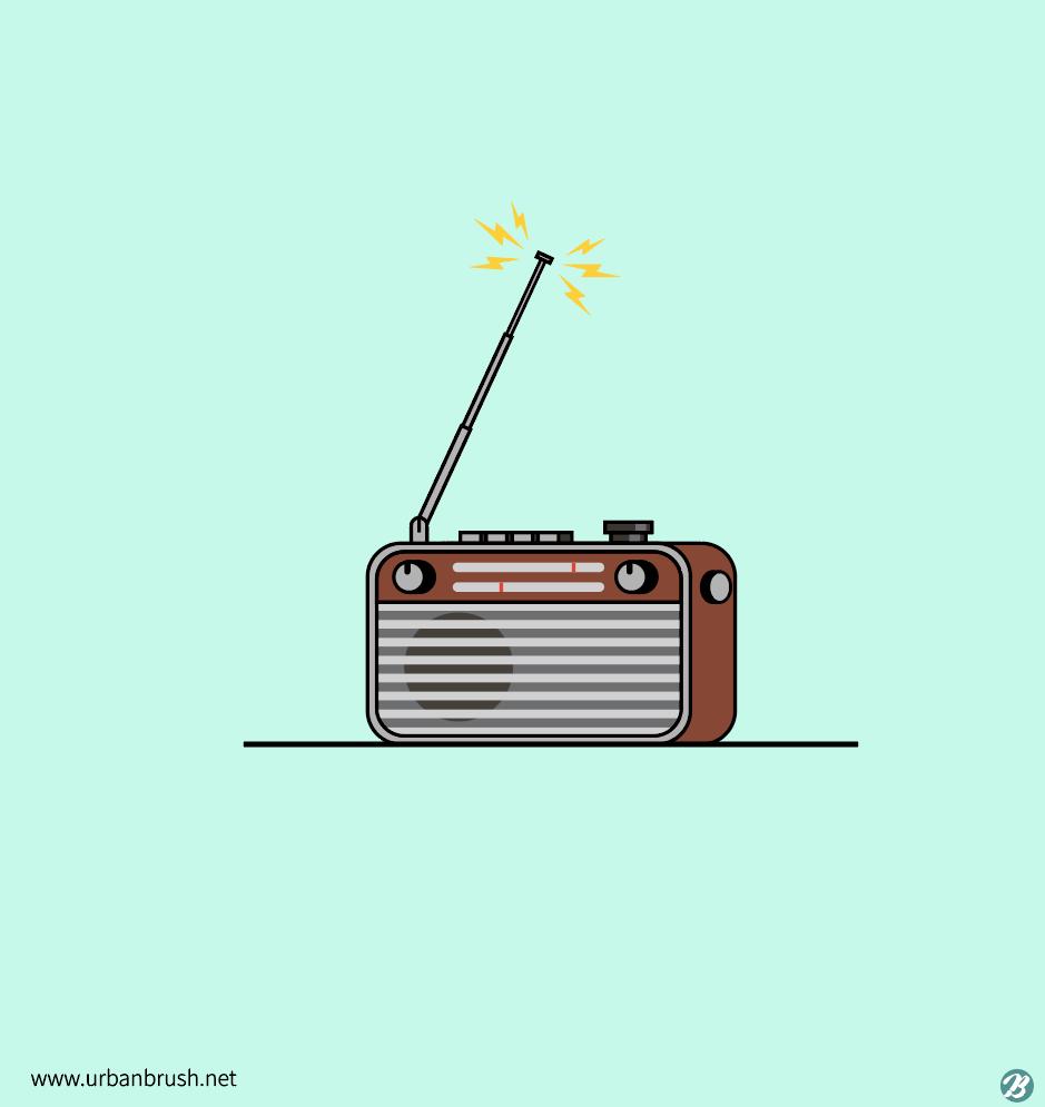 무료 음악 방송