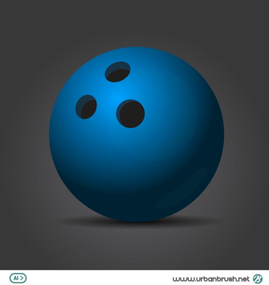 볼링공 일러스트 ai 무료다운로드 free Bowling ball vector - Urbanbrush