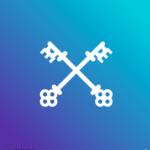 鍵Xアイコンイラストai無料ダウンロード free X Key icon