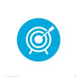 표적 아이콘 일러스트 ai 무료다운로드 free Target icon
