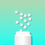 알약통 일러스트 ai 무료다운로드 free Pill Box vector