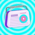 라디오 일러스트 ai 다운로드 download radio vector